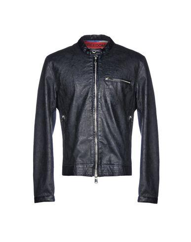 Фото - Мужскую куртку FREEDOMDAY темно-синего цвета