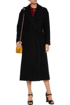 EMILIA WICKSTEAD Blair mohair and wool-blend bouclé coat