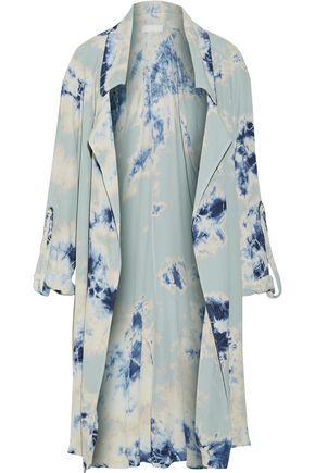 KAIN Ludlow tie-dyed crepe jacket