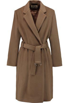 ACNE STUDIOS Elga belted wool coat