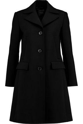 THEORY Nidian Pioneer crepe coat