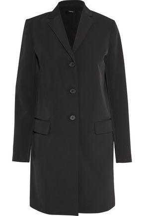 THEORY City stretch-twill coat