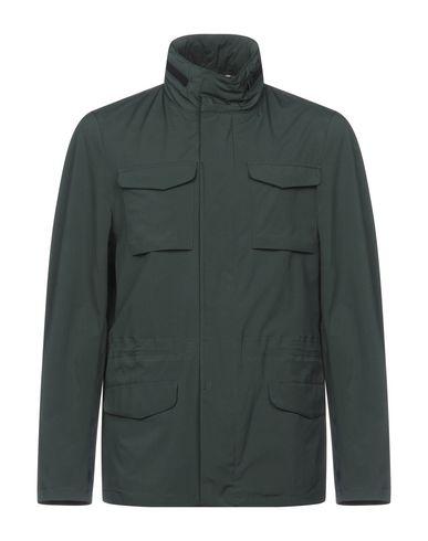 Фото - Мужскую куртку PEOPLE OF SHIBUYA зеленого цвета