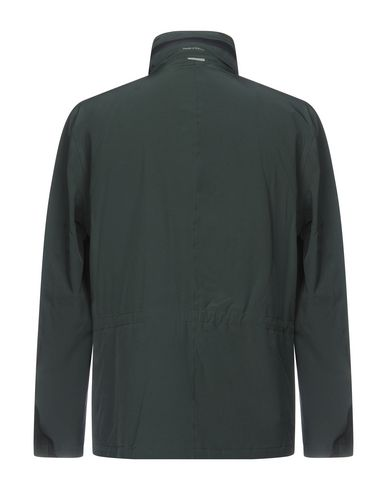 Фото 2 - Мужскую куртку PEOPLE OF SHIBUYA зеленого цвета