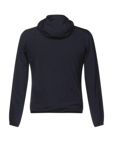 Фото 2 - Мужскую куртку ASPESI темно-синего цвета
