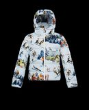 MONCLER RECALLIS IMPRIME - Jackets - women