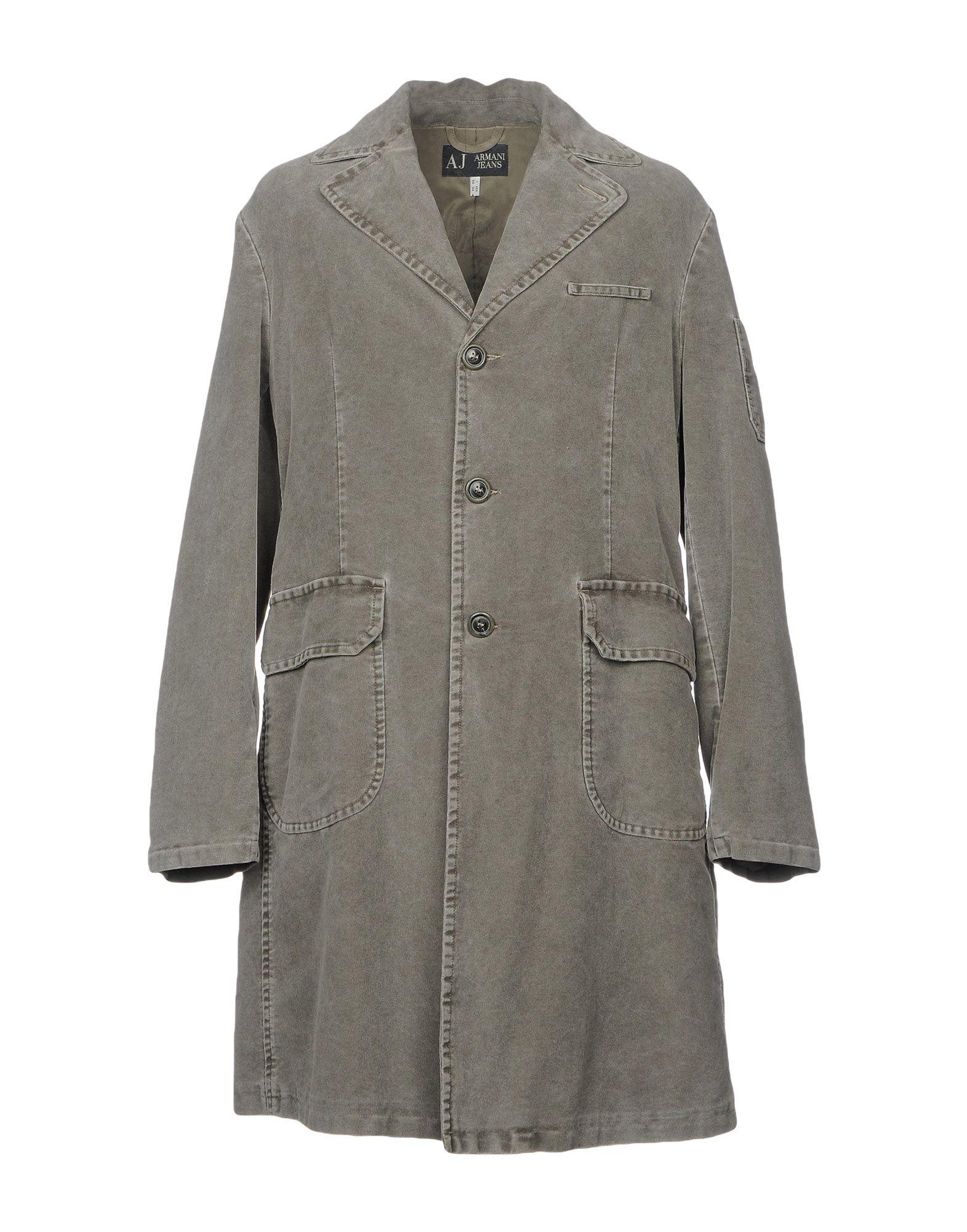 ARMANI JEANS Пальто пальто armani jeans armani jeans ar411ewtya36