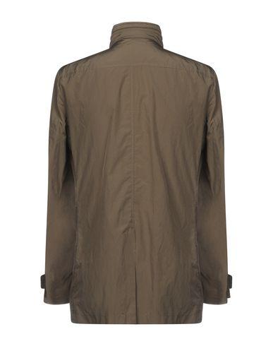 Фото 2 - Мужскую куртку FAY цвета хаки