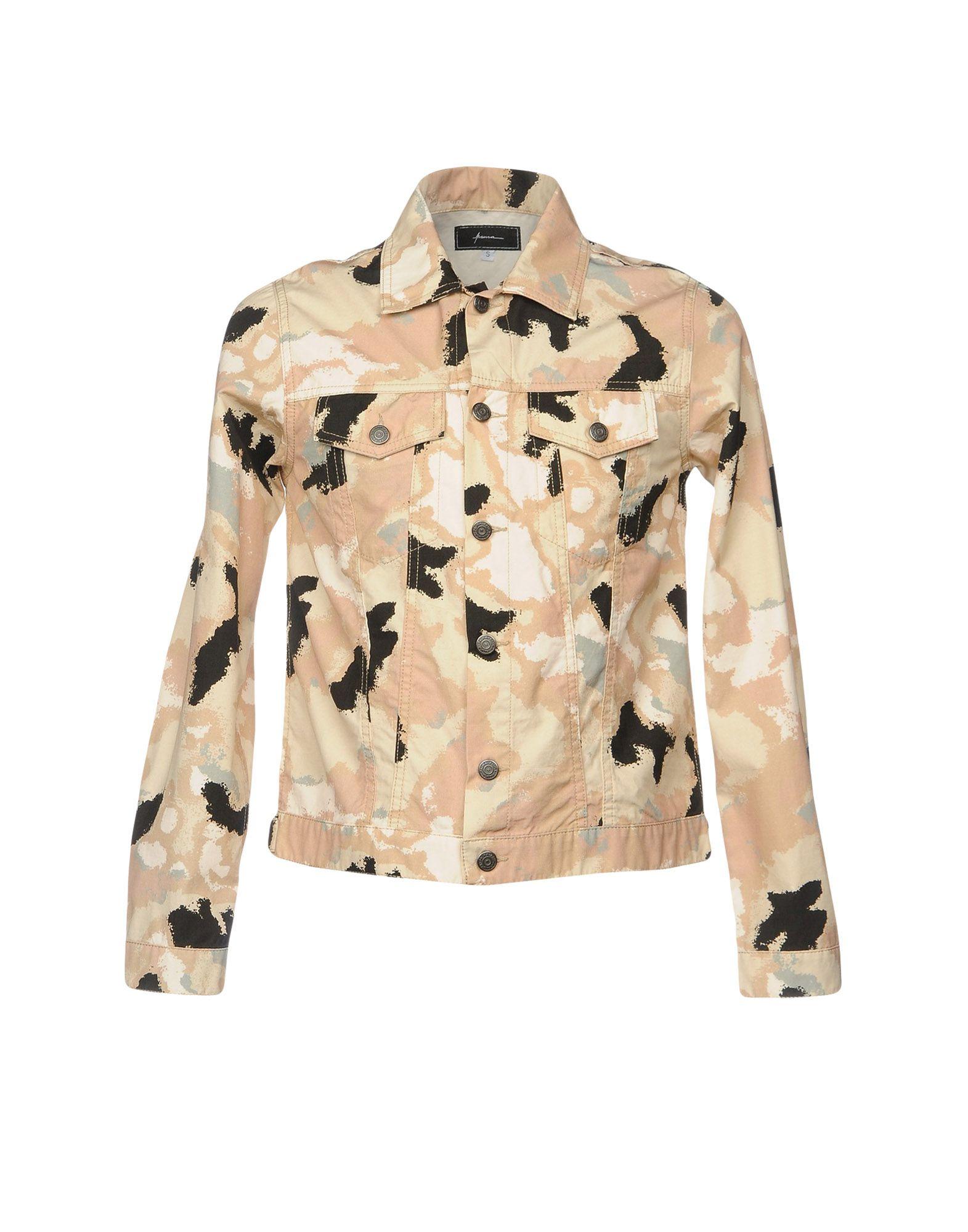 PAURA Куртка paura джинсовая верхняя одежда