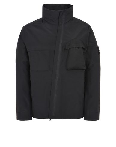 STONE ISLAND Jacke 427F1 GHOST PIECE_TANK SHIELD FEATURING MULTI LAYER FUSION TECHNOLOGY