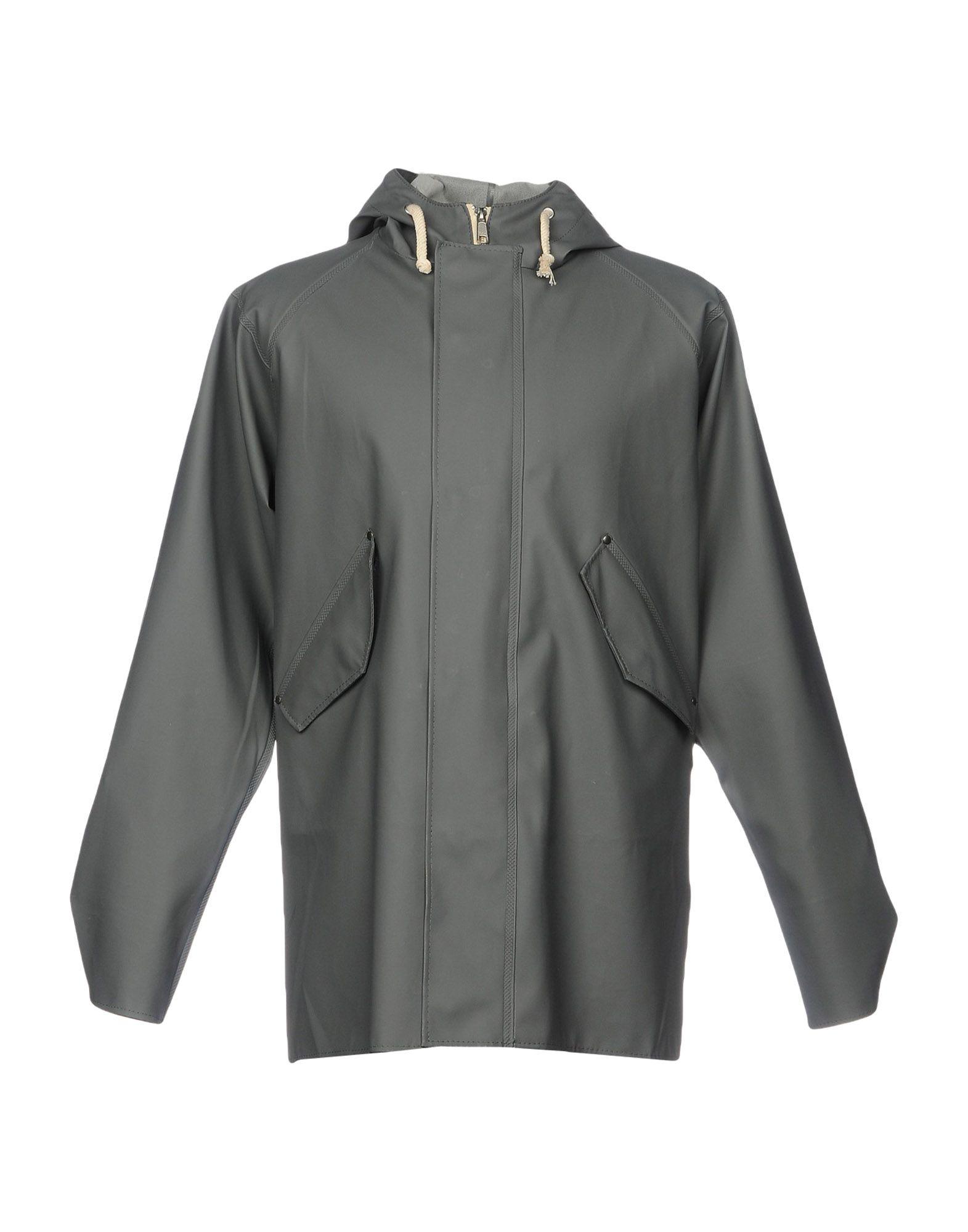 ELKA Full-Length Jacket in Lead