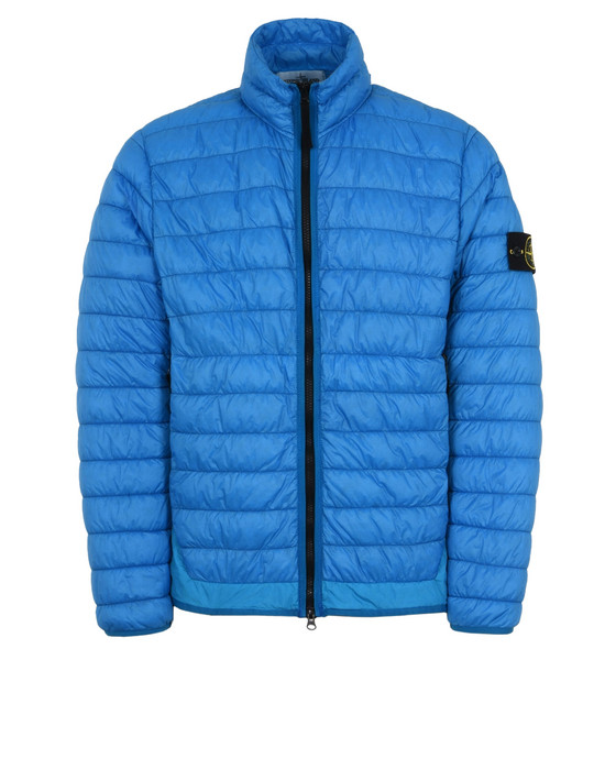 STONE ISLAND Giubbotto 40324 GARMENT DYED MICRO YARN DOWN_PACKABLE