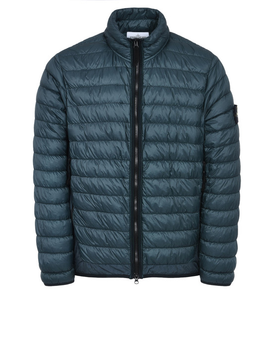 STONE ISLAND Jacket 40324 GARMENT-DYED MICRO YARN DOWN_PACKABLE