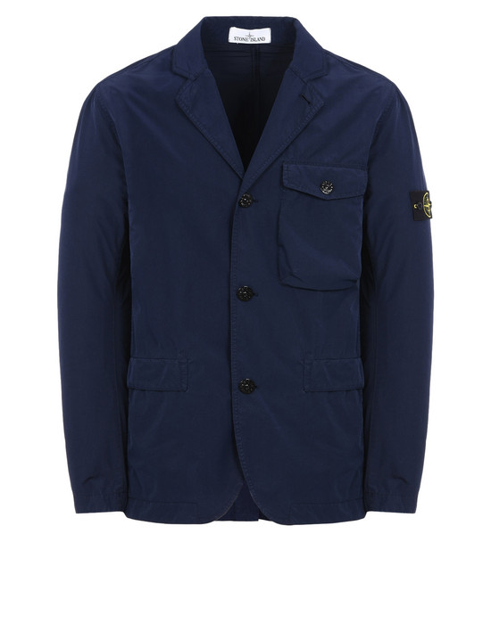 ブレザー A0351 DAVID TELA LIGHT-TC  STONE ISLAND - 0
