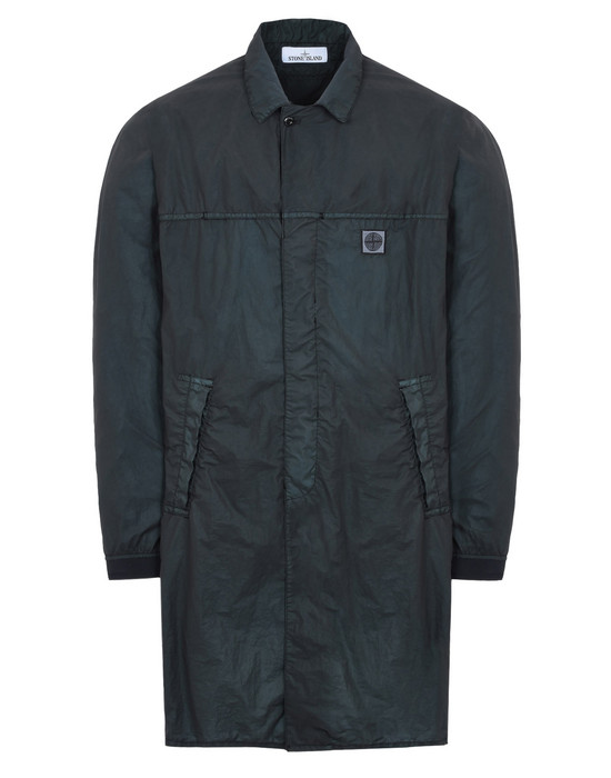 경량 재킷 70631 LAMY VELOUR_PACKABLE STONE ISLAND - 0