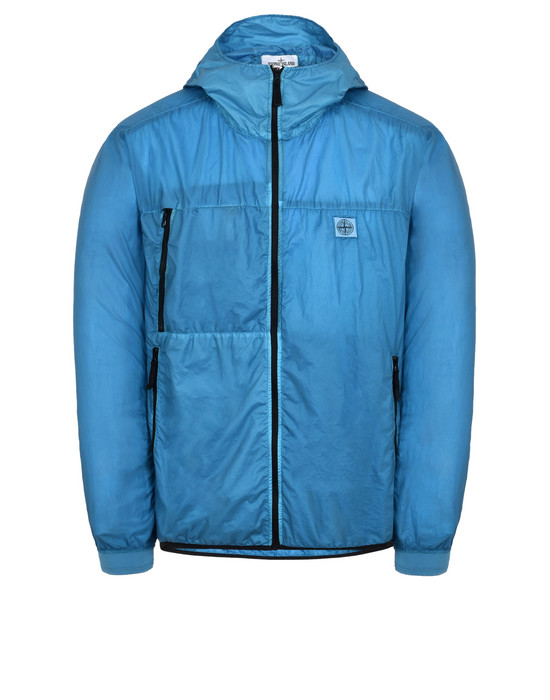 경량 재킷 41731 LAMY VELOUR_PACKABLE STONE ISLAND - 0