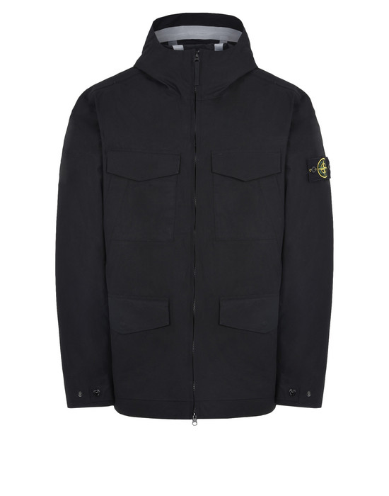 STONE ISLAND ブルゾン 44125 WATER REPELLENT SUPIMA COTTON