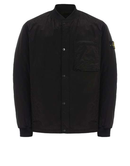 MID-LENGTH REVERSIBLE JACKET 43145 NYLON METAL_REVERSIBLE STONE ISLAND - 0