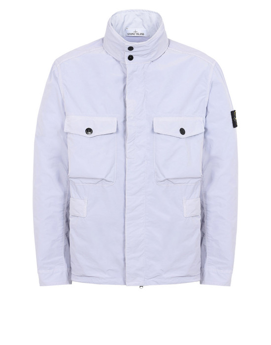 休闲夹克 41851 DAVID TELA LIGHT-TC  STONE ISLAND - 0