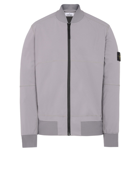 STONE ISLAND VESTE LÉGÈRE 42526 LIGHT SOFT SHELL SI CHECK GRID