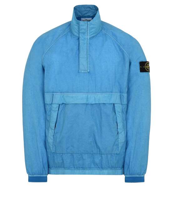 LIGHTWEIGHT JACKET 44535 RESIN POPLIN-TC  STONE ISLAND - 0