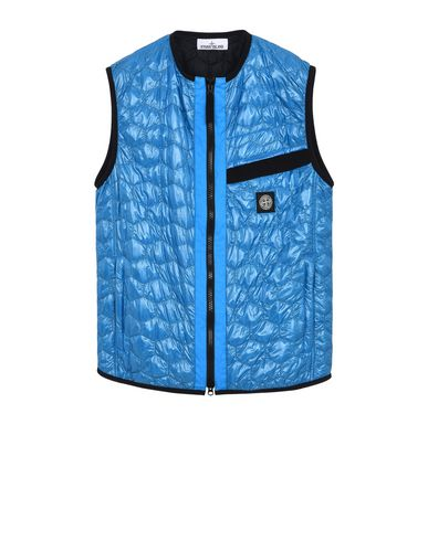 STONE ISLAND Жилет G0321 PERTEX QUANTUM Y WITH PRIMALOFT® INSULATION TECHNOLOGY