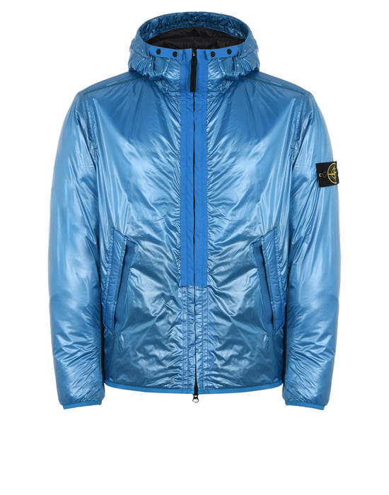 ライトウェイトジャケット 40221 PERTEX QUANTUM Y WITH PRIMALOFT® INSULATION TECHNOLOGY STONE ISLAND - 0