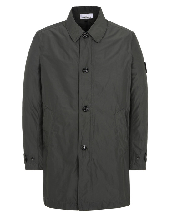 STONE ISLAND LONG JACKET  70422 MICRO REPS