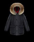 MONCLER DEVON - Пальто - для-мужчин