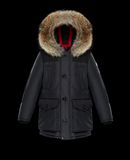 MONCLER DEVON - Coats - men