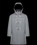 MONCLER DUFFLE COAT - Coats - men