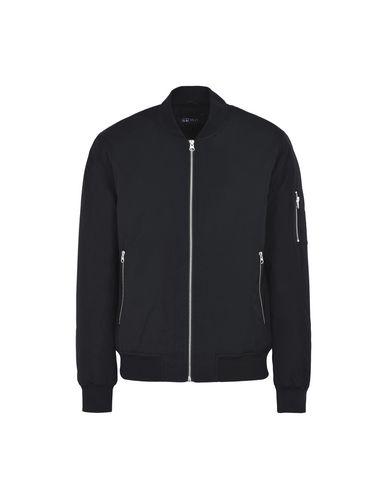 Фото - Мужскую куртку EDWA черного цвета