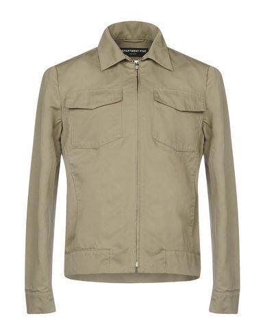 Фото - Мужскую куртку DEPARTMENT 5 цвета хаки