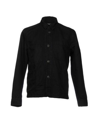 Фото - Мужскую куртку ORIGINAL VINTAGE STYLE темно-синего цвета
