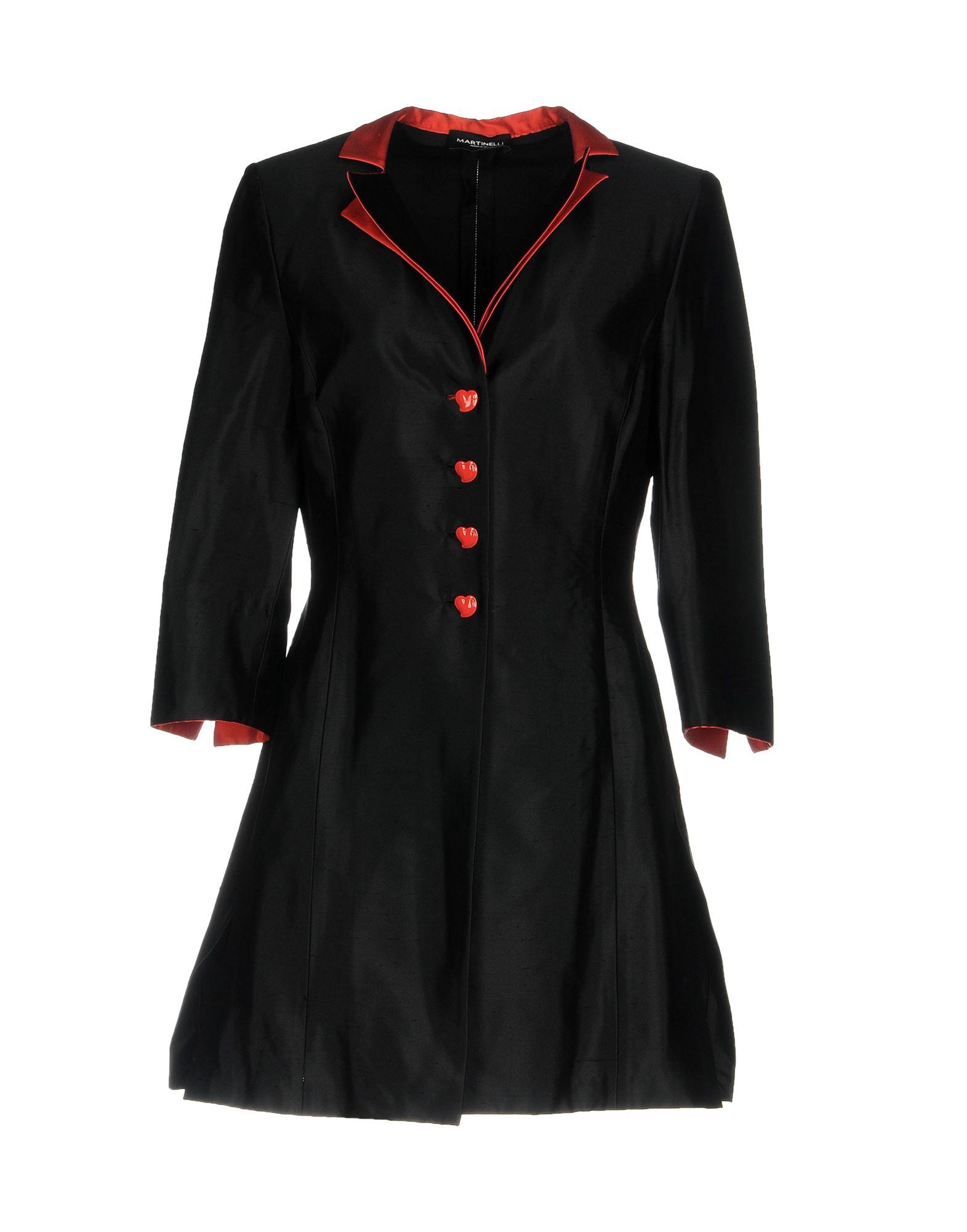MARTINELLI | MARTINELLI Overcoats 41763943 | Goxip