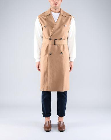 Фото 2 - Легкое пальто от BEYOND CLOSET x YOOX цвет верблюжий