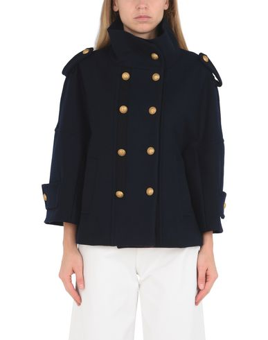 Фото 2 - Женскую куртку DEPARTMENT 5 темно-синего цвета
