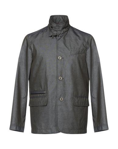 Фото - Мужскую куртку FAY серого цвета