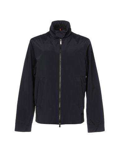 Купить Мужскую куртку RRD темно-синего цвета
