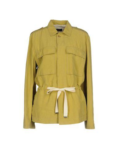 Фото - Женскую куртку  кислотно-зеленого цвета