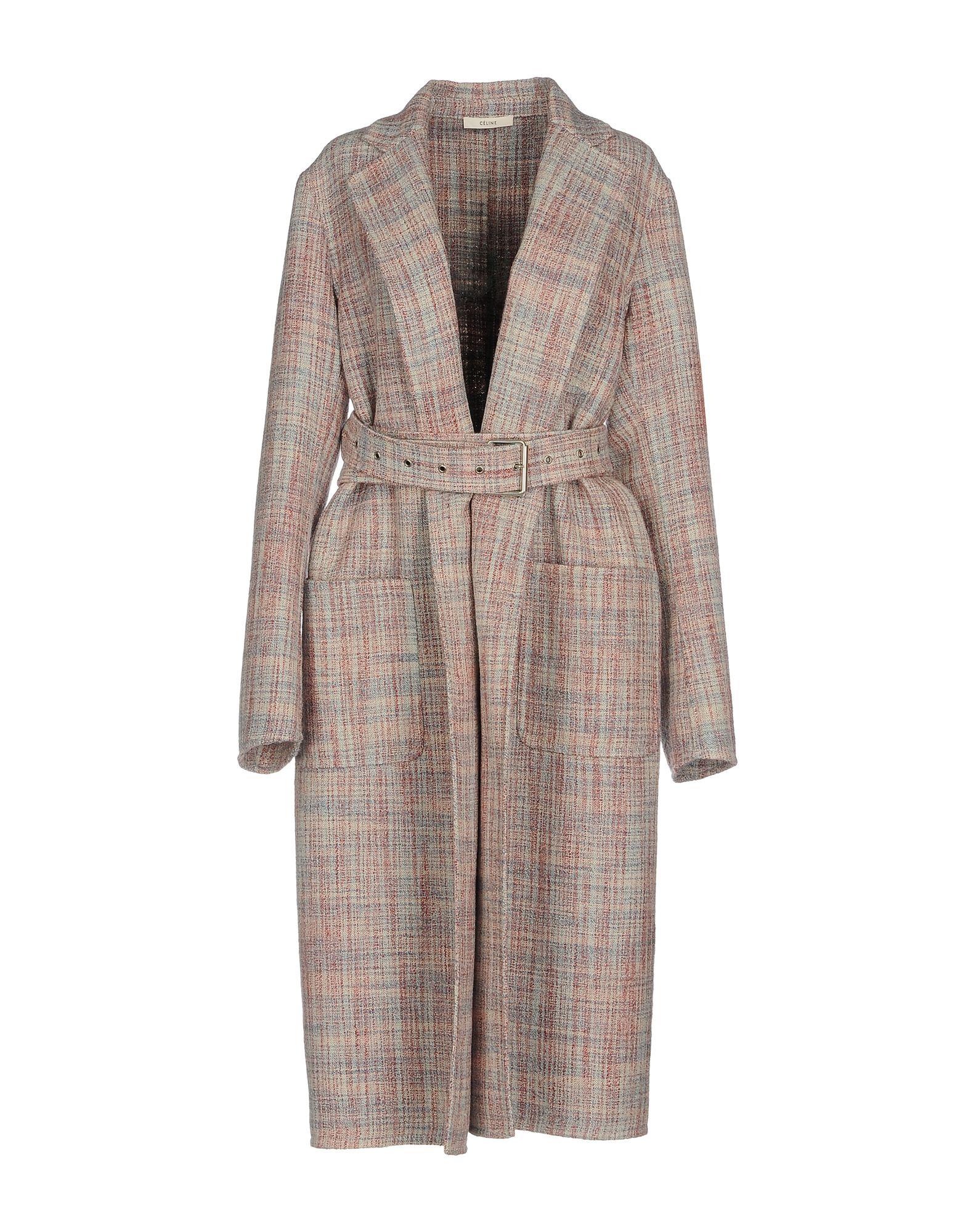 CELINE Пальто celine пиджак