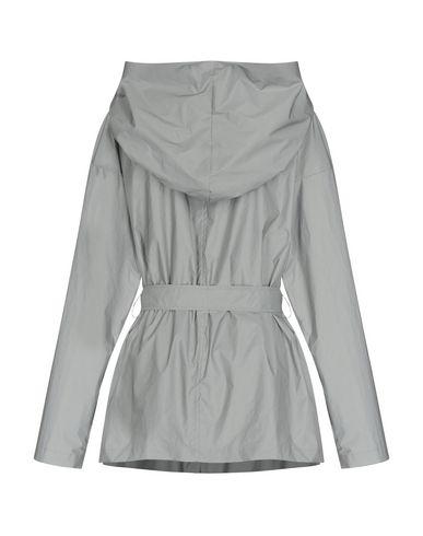 Фото 2 - Легкое пальто от OBLIQUE CREATIONS светло-серого цвета