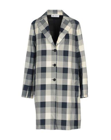 Фото - Легкое пальто от BARENA темно-синего цвета