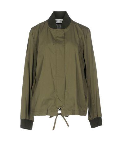 Фото - Женскую куртку BARENA цвет зеленый-милитари