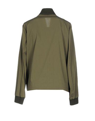 Фото 2 - Женскую куртку BARENA цвет зеленый-милитари