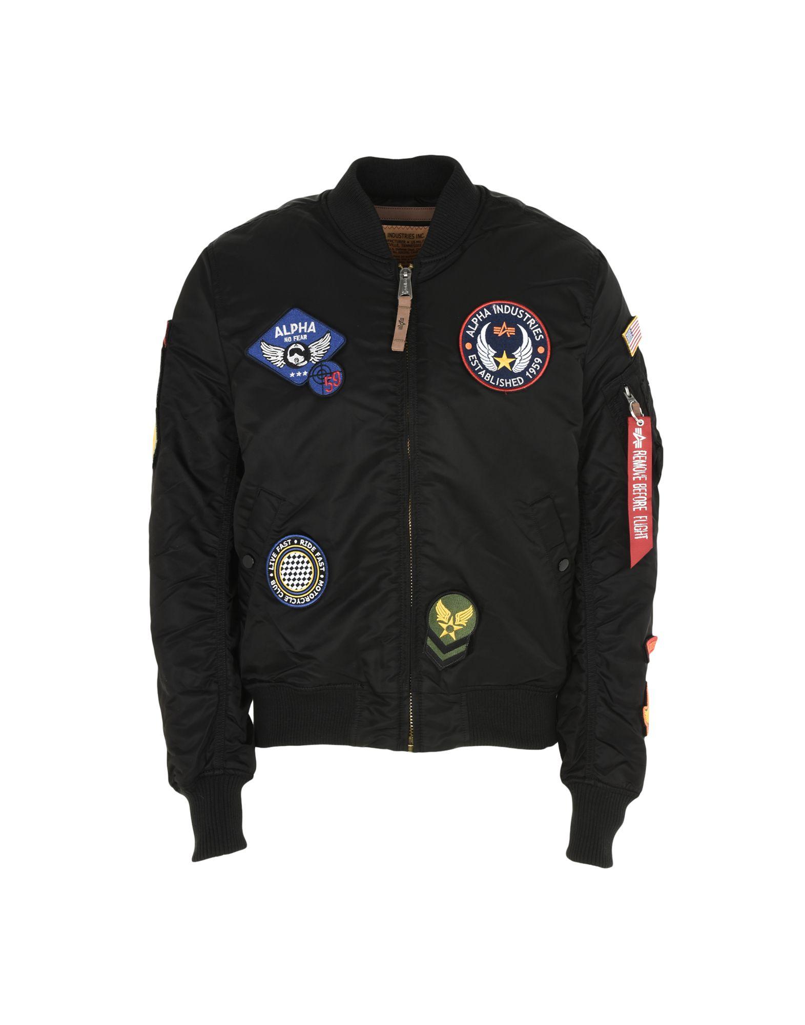 ALPHA INDUSTRIES Куртка цена