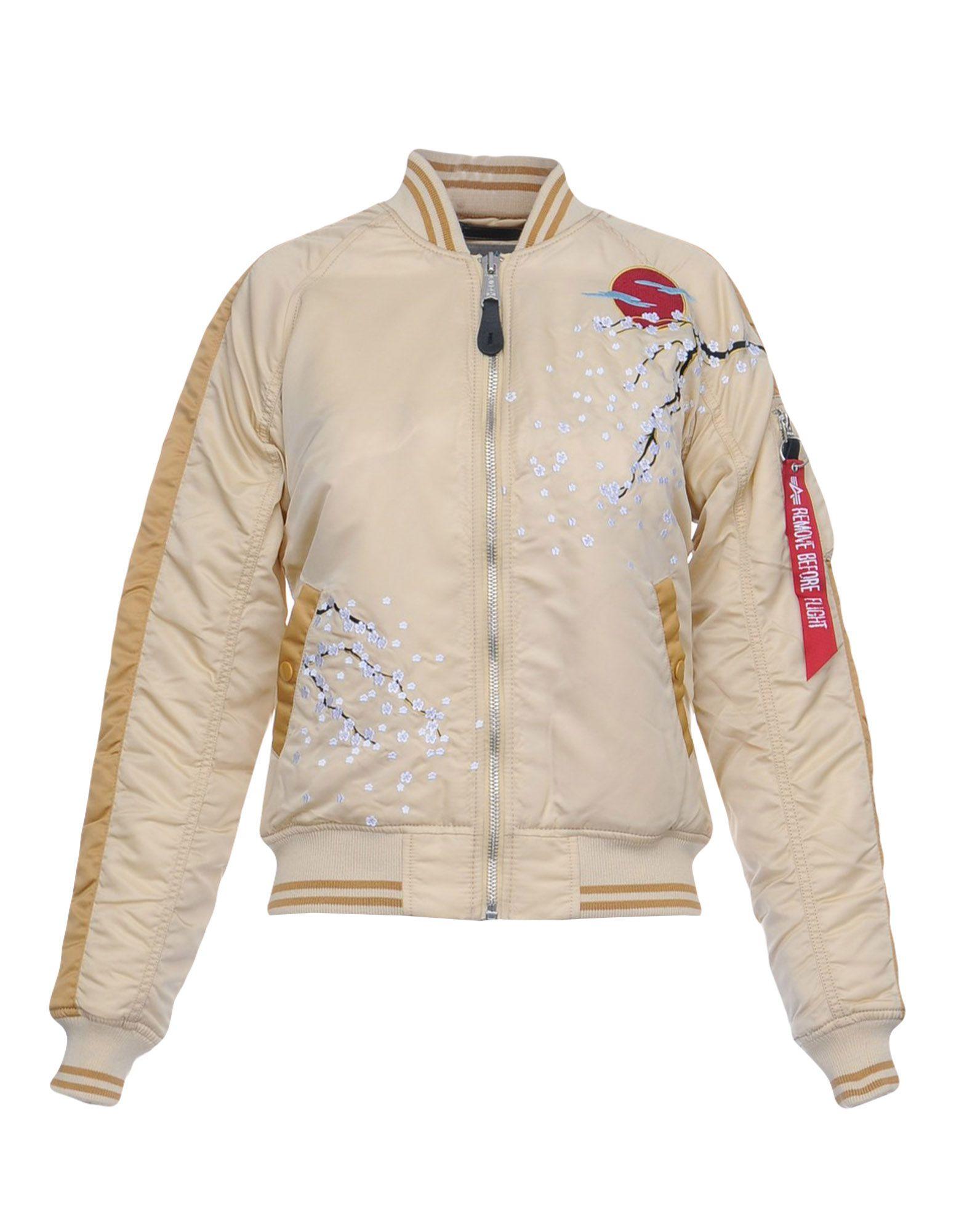 ALPHA INDUSTRIES Куртка