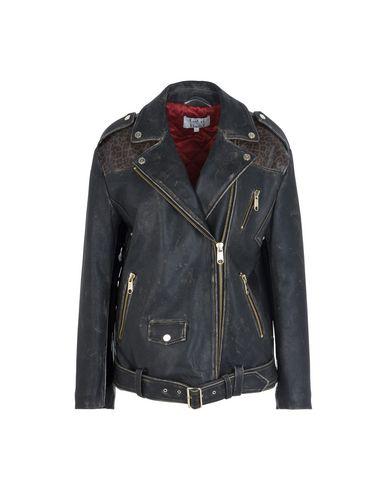 Фото - Женскую куртку TOMMY HILFIGER x GIGI HADID черного цвета
