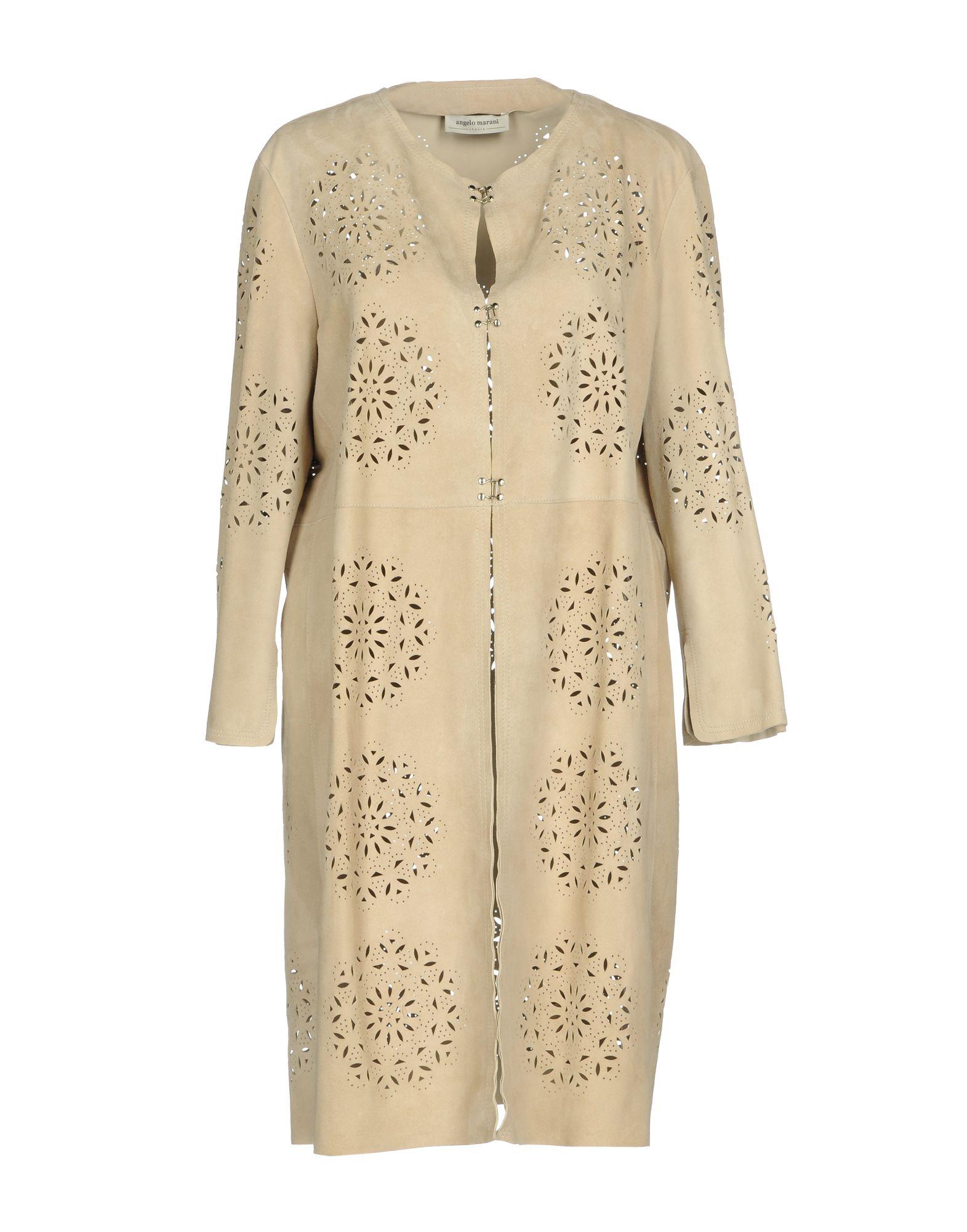 ANGELO MARANI Легкое пальто angelo marani пиджак