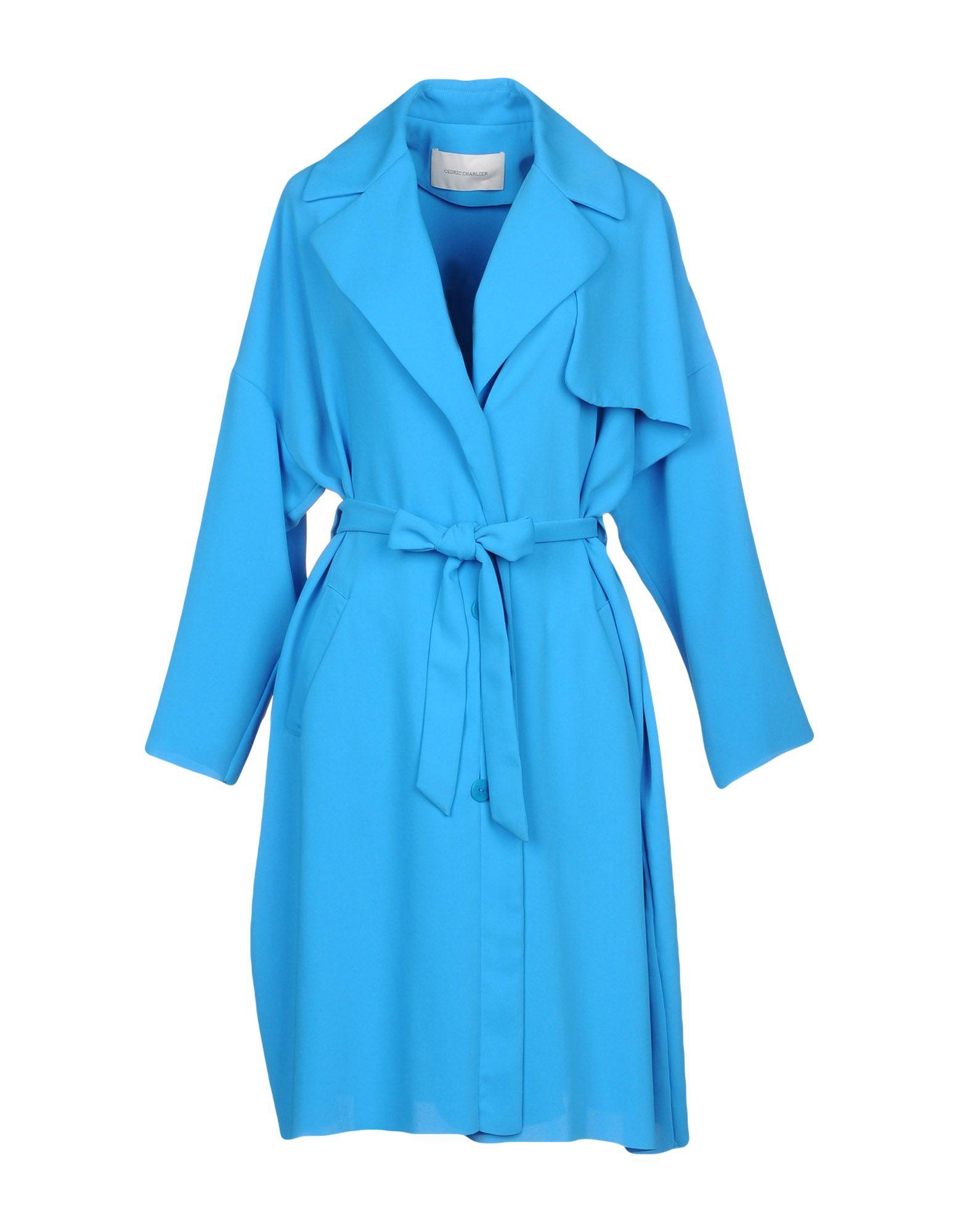 CEDRIC CHARLIER Легкое пальто cedric charlier пиджак